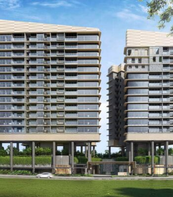 one-north-eden-condo-front-view-drop-off-singapore